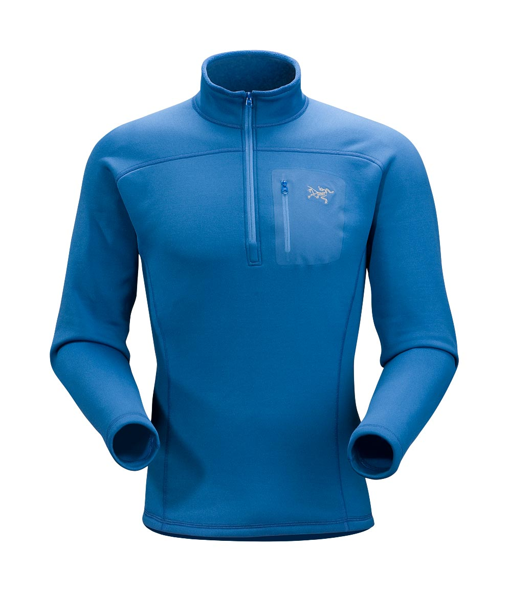 Arcteryx Miro Blue Rho AR Top